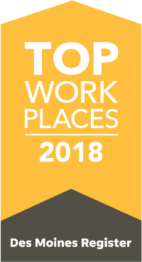 Top Workplaces Logo 2018